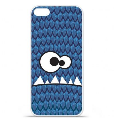 Coque en silicone Apple iPhone SE - Monster