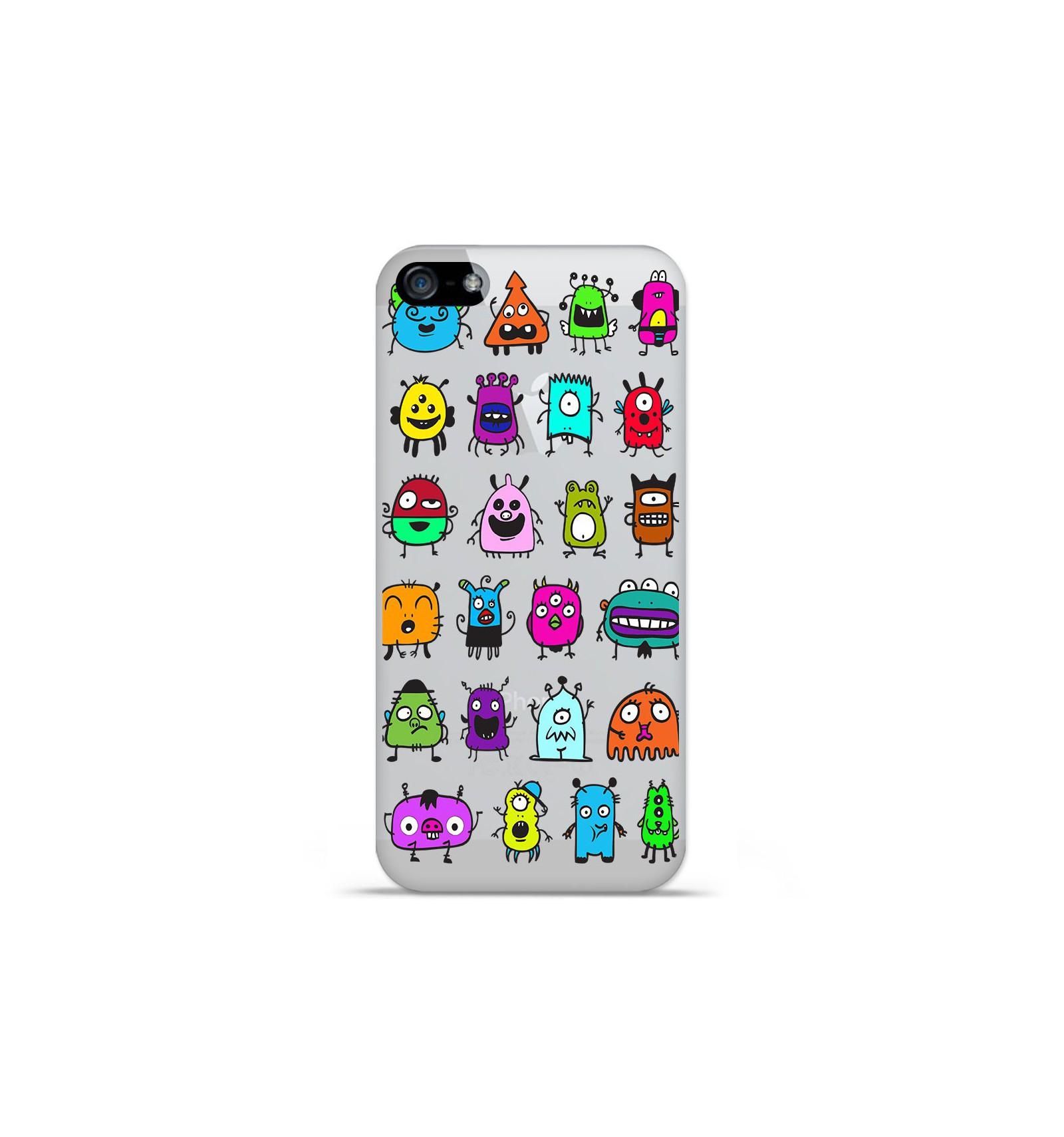 coque iphone 5 alien