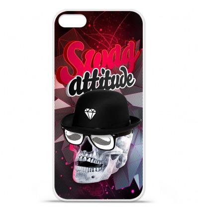 Coque en silicone Apple iPhone SE - Swag Attitude