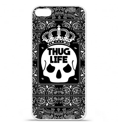 Coque en silicone Apple iPhone SE - Thuglife
