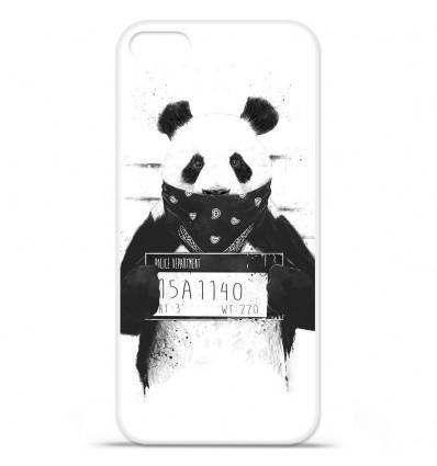 Coque en silicone Apple iPhone SE - BS Bad Panda