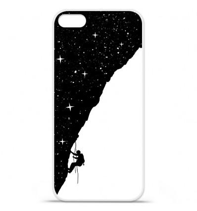 Coque en silicone Apple iPhone SE - BS Nightclimbing