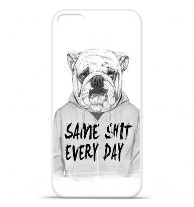 Coque en silicone Apple iPhone SE - BS Same shit
