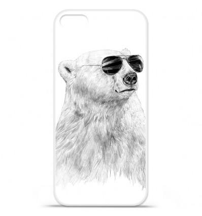 Coque en silicone Apple iPhone SE - BS Sunny bear