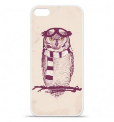 Coque en silicone Apple iPhone SE - BS The aviator