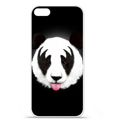 Coque en silicone Apple iPhone SE - RF Kiss Of Panda