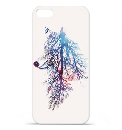 Coque en silicone Apple iPhone SE - RF My roots