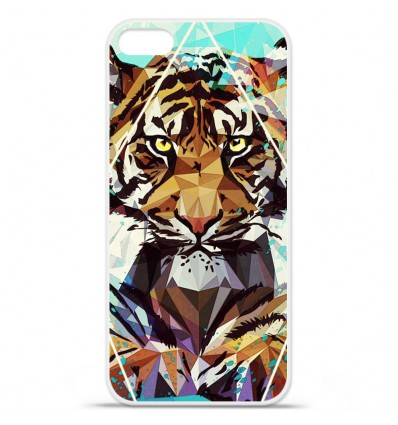 Coque en silicone Apple iPhone SE - ML It Tiger