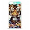 Coque en silicone Apple iPhone SE - ML It Tiger