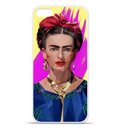 Coque en silicone Apple iPhone SE - ML Modern Frida