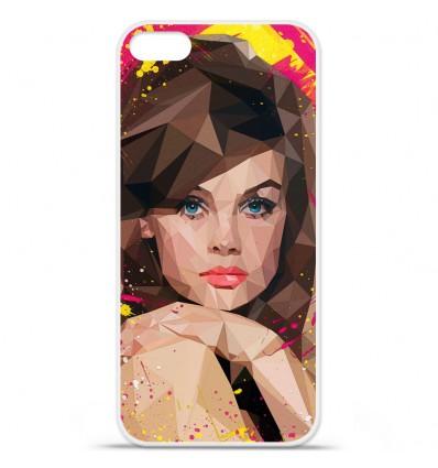 Coque en silicone Apple iPhone SE - ML Vogue Muse