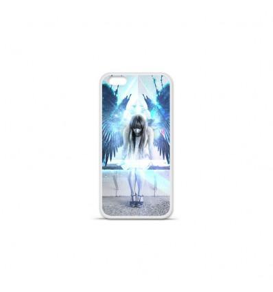 Coque en silicone Apple IPhone 7 - Angel