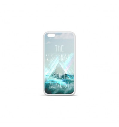Coque en silicone Apple IPhone 7 - Visionary