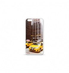 Coque en silicone Apple IPhone 7 - NY Taxi