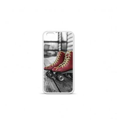 Coque en silicone Apple IPhone 7 - Roller Vintage