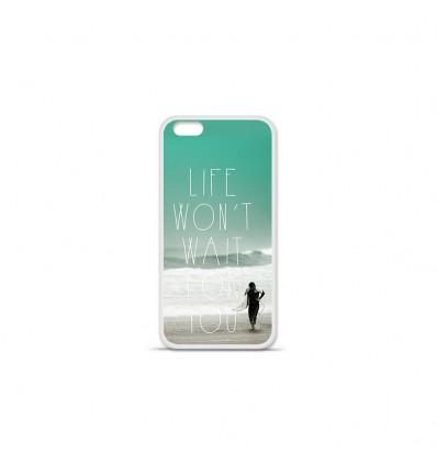 Coque en silicone Apple IPhone 7 - Surfer