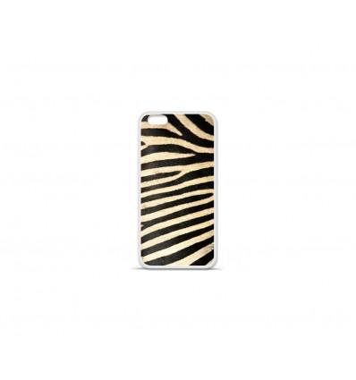 Coque en silicone Apple IPhone 7 - Zèbre