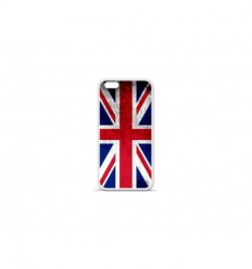Coque en silicone Apple IPhone 7 - Drapeau Angleterre