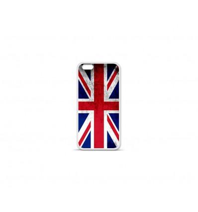 Coque en silicone Apple IPhone 7 - Drapeau Angleterre