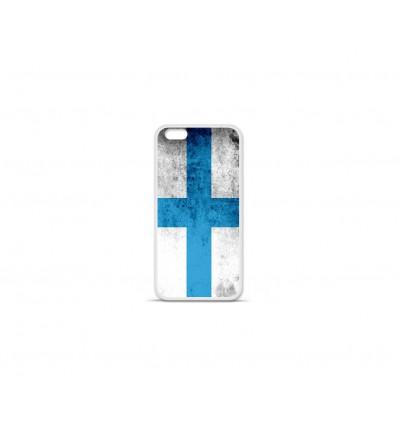 Coque en silicone Apple IPhone 7 - Drapeau Marseille