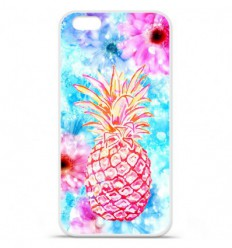 Coque en silicone Apple IPhone 7 - Ananas