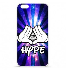Coque en silicone Apple IPhone 7 - Hype Illuminati