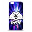 Coque en silicone Apple IPhone 7 - Hype Illuminati