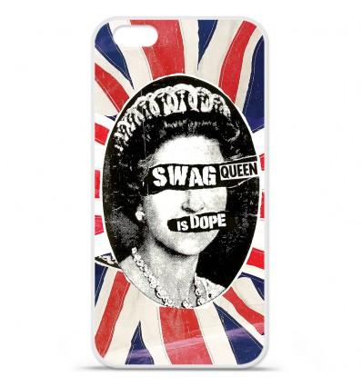 Coque en silicone Apple IPhone 7 - Swag Queen