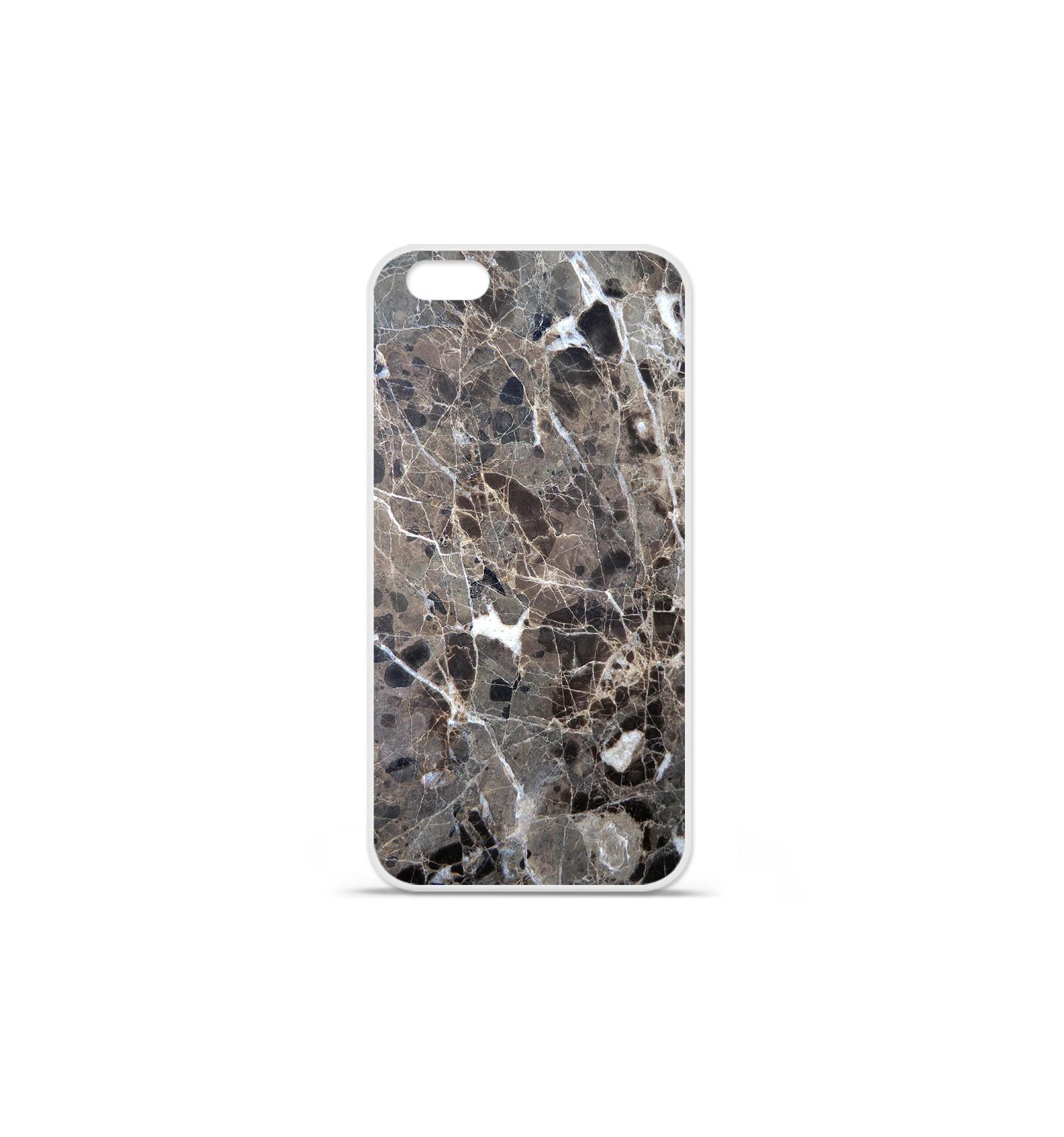 coque silicone marbre iphone 7