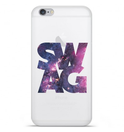 Coque en silicone Apple IPhone 7 - Swag Space
