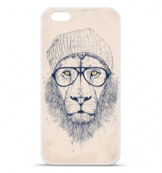 Coque en silicone Apple iPhone 7 - BS Cool Lion