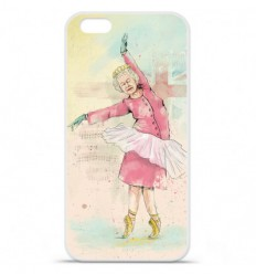 Coque en silicone Apple iPhone 7 - BS Dancing Queen
