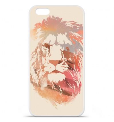 Coque en silicone Apple iPhone 7 - RF Desert Lion