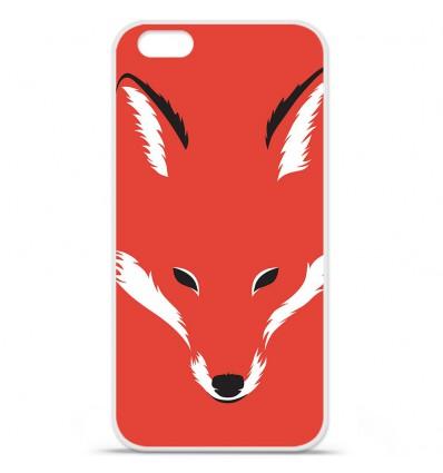 Coque en silicone Apple iPhone 7 - RF Foxy Shape