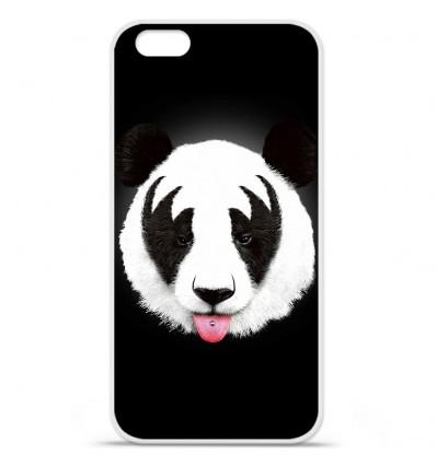Coque en silicone Apple iPhone 7 - RF Kiss Of Panda