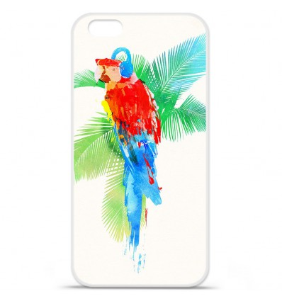 Coque en silicone Apple iPhone 7 - RF Tropical party