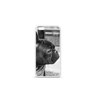 Coque en silicone Apple IPhone 7 Plus - Bulldog