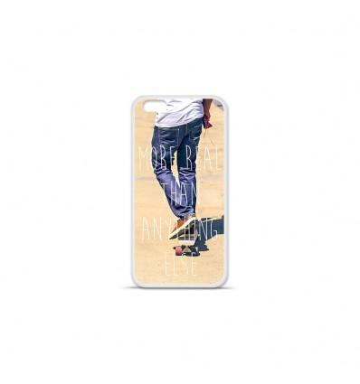 Coque en silicone Apple IPhone 7 Plus - Real