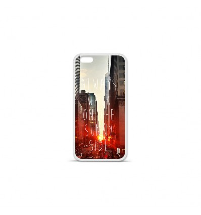 Coque en silicone Apple IPhone 7 Plus - Sunny side