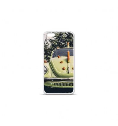 Coque en silicone Apple IPhone 7 Plus - Coccinelle