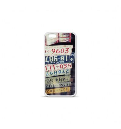 Coque en silicone Apple IPhone 7 Plus - Quebec