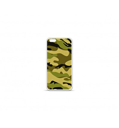 Coque en silicone Apple IPhone 7 Plus - Camouflage