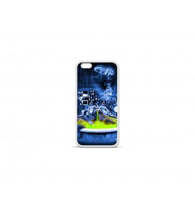 Coque en silicone Apple IPhone 7 Plus - Fontaine