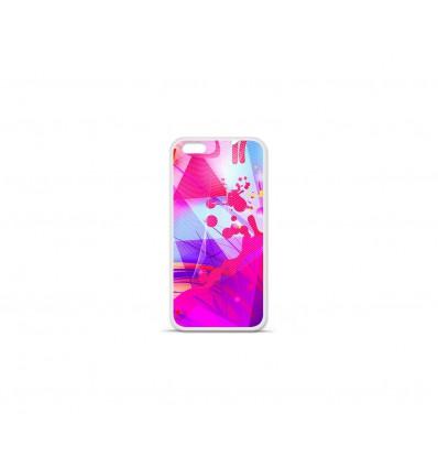 Coque en silicone Apple IPhone 7 Plus - Square