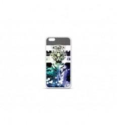 Coque en silicone Apple IPhone 7 Plus - Tigre swag