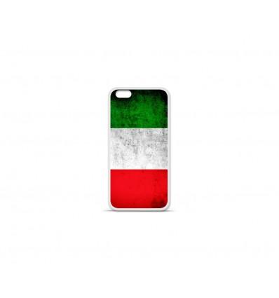 Coque en silicone Apple IPhone 7 Plus - Drapeau Italie