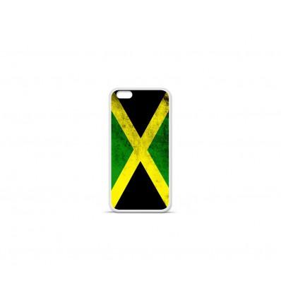 Coque en silicone Apple IPhone 7 Plus - Drapeau Jamaïque