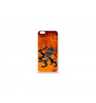 Coque en silicone Apple IPhone 7 Plus - Drapeau Hollande