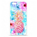 Coque en silicone Apple IPhone 7 Plus - Ananas