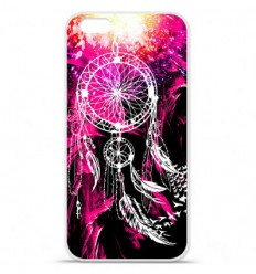 Coque en silicone Apple IPhone 7 Plus - Dreamcatcher Rose